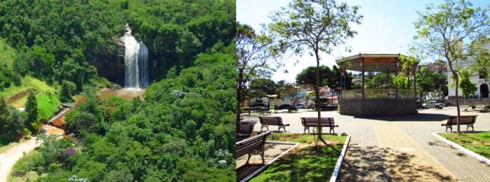 Cachoeira e São Luiz