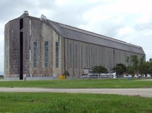 hangar do Zepelin no Rio de janeiro-765587